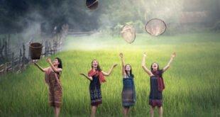 High Fashion in Kambodscha